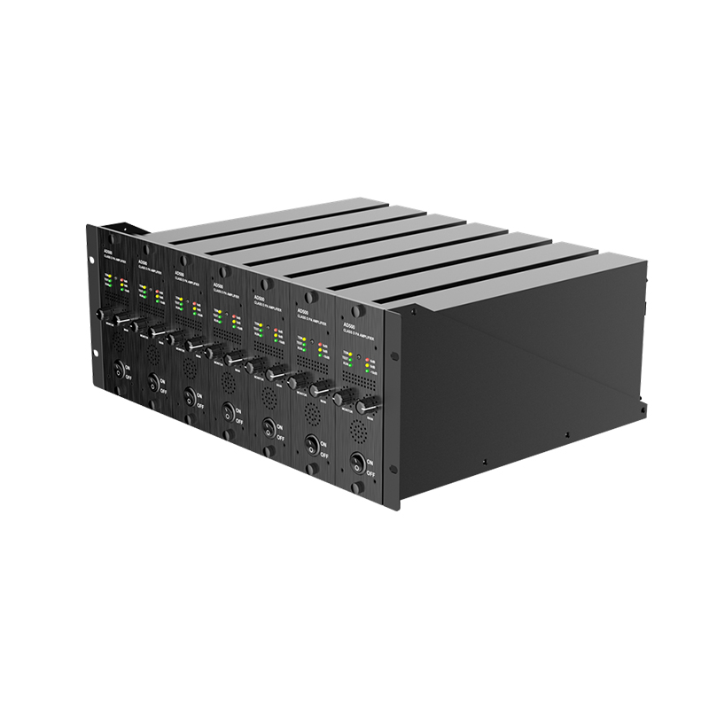 PA7500  7channel 500W/100V/channel,7unit in one case